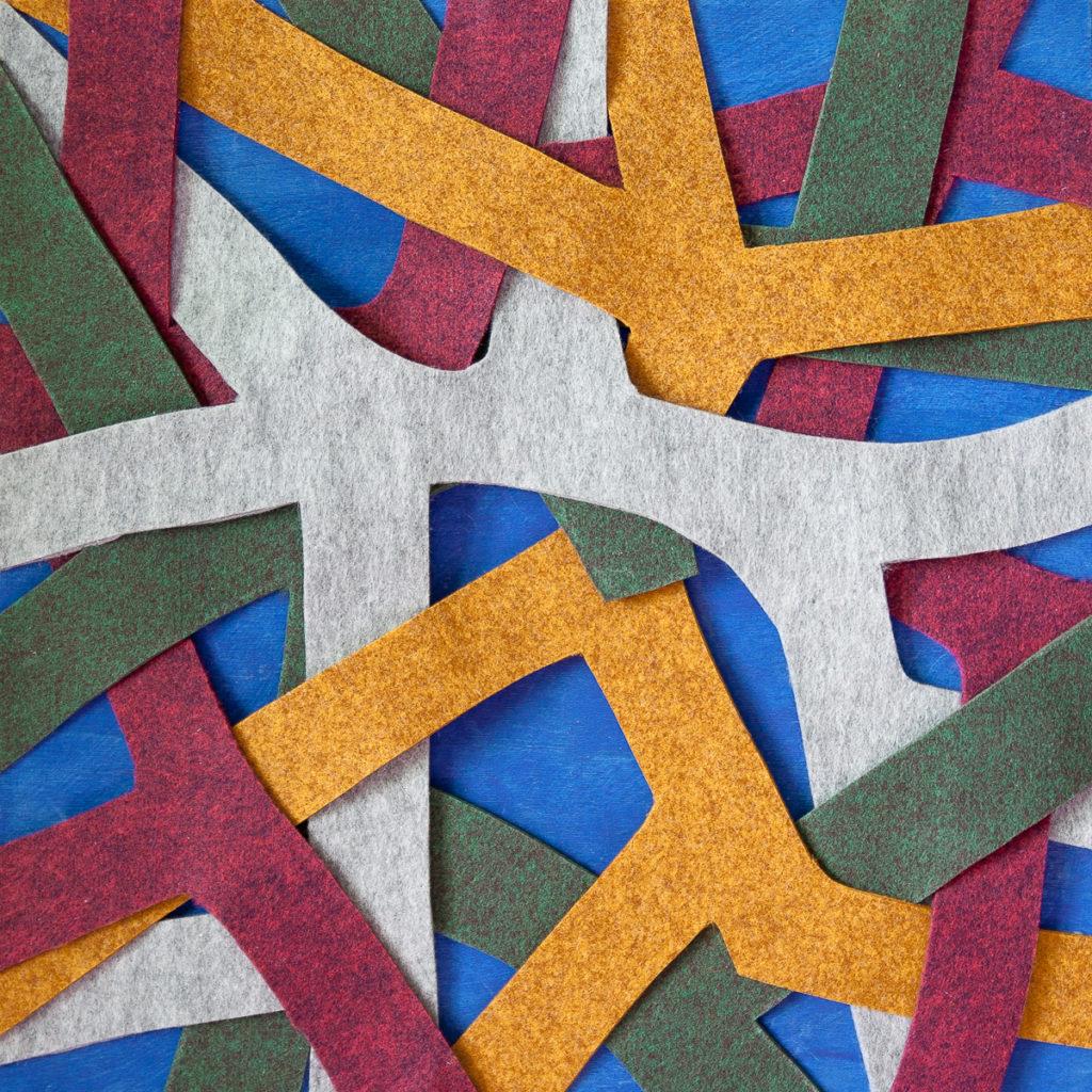 Solo certe combinazioni sono possibili, scultura di Paolo Durandetto