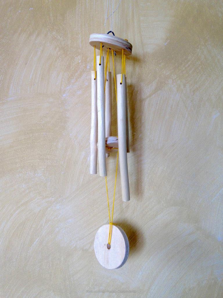 Campane a vento col sambuco